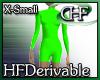HFD Halfsuit X-Small