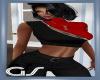GS Black N Red Fit