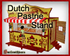 Dutch Pastrie Stand