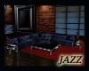 Jazzie-Blue Embossed Cch