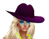 Hat Purple Disco