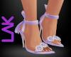 Tatiana heels purple