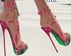 Summer Tropic Heels