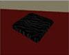 Black Floor Pillow