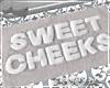 H. Sweet Cheeks Bath Mat