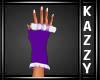 }KR{ Purple Gloves