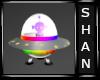 Alien Ship Avatar
