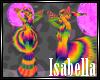 Rainbow Furry Feet