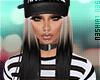 ~N~ Noir Dip hat hair
