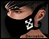🦑 Derivable Face Mask