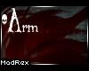 [x] Fiend Arm