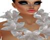 Crystal White Lei