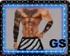"""""""GS"""" SHORT + TATTOO V4"""