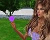 Purple Egg Hunt Animated