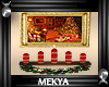 *MM* Xmas candles w/pict