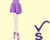 VS - Skirt + Tights V2