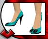 (V) Perfect Heels - Teal
