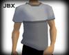 Split Gray T-shirt