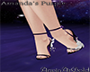 Amanda's purple Shoes