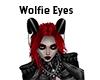 Wolfie Vampire Eyes