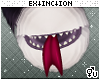 #tox: mouth tail