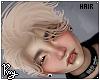 Platinum Adrien Hair