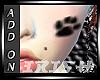 - Tattoo -Neko Footprint