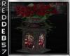 Gothic Rose Column