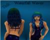Waterfall Waves