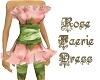Rose Faerie Dress