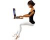 Animated Laptop