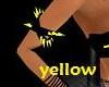 armband spike yellow R
