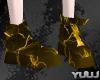 Couple Anim Yellow Boots