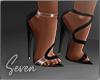 !7 Black Gala Shoes