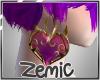 Z; Mystic Earrings