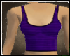 Purple Rave sexy Top