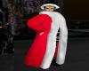 Santa Coat Red