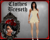 BS* BF Dress Cream