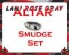 LRG - ALTAR SMUDGE SET