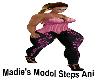 Madie's Model Steps Ani