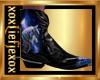 [L] WOLF Blue Boots M