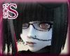 Sayoko Glasses Black