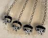 ✔ Shuriken ring chains