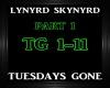 Lynyrd SkynyrdTues Gone1