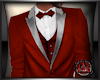 [JAX] RED CRYSSMAS SUIT
