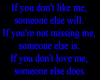 IF YOU DONT