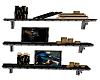 LL - Dark shelves