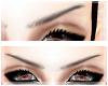 <3 Sharp Black Eyebrows