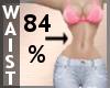Waist Scaler 84% F A