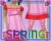 *S*Child Pink dress